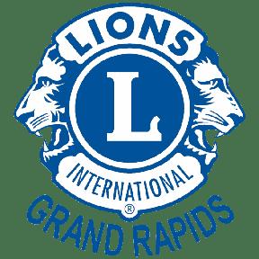 GR Lions Club Logo